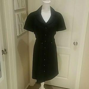 NWOT Alex Marie Shirt Dress Sz 16